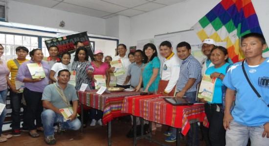 Pueblos Indígenas del Estado Amazona realizan el bautismo del Boletín Informativo 1
