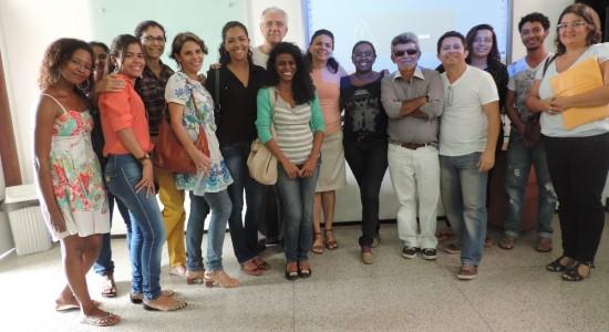 Reuniões a cerca da elaboração do Acervo Digital do PNCSA