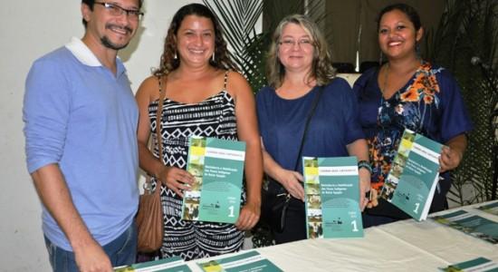 Lançamento do caderno Nova Cartografia Social 1 - Resistência e Mobilização dos Povos Indígenas do Baixo Tapajós