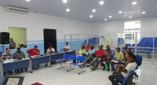 Informativo PNCSA nº 02 - Quilombolas do rio  Pacajá debatem  com Vereadores de Portel  as estratégias de mapeamento da empresa  Cikel  Verde Madeira e ABC Norte