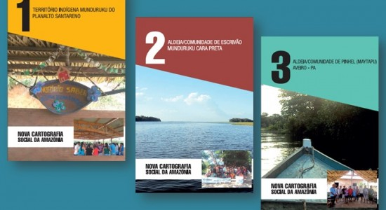 Conselho Indígena Tapajós Arapiuns Convida para o Lançamento dos Fascículos das Comunidades Indígenas do Baixo Tapajós