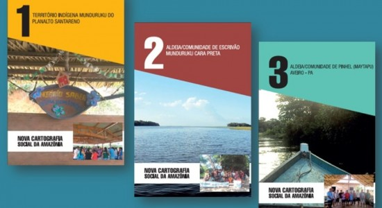 Fascículos das Comunidades Indígenas do Baixo Tapajós já Está Disponível