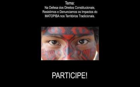 III Assembléia dos Povos Indígenas dos Estados de Goiás e Tocantins