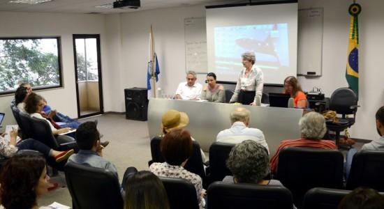 LANÇAMENTO DE LIVROS DO PNCSA NO MUSEU DE ASTRONOMIA NO RIO DE JANEIRO