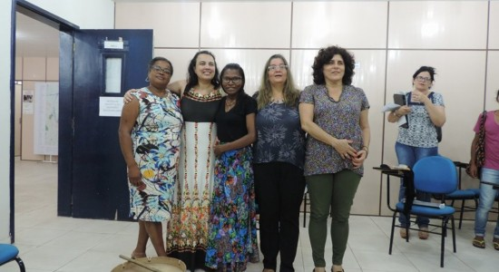 Defesa da dissertação de Geovania Machado Aires