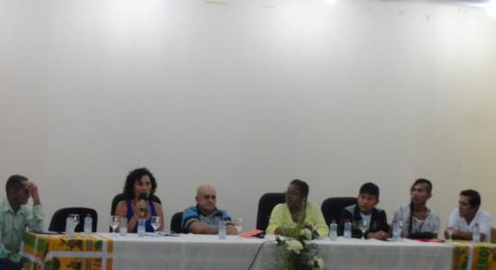 Comunidades tradicionais denunciam vazamentos de caulim da empresa Imerys Rio Capim Caulim, Barcarena