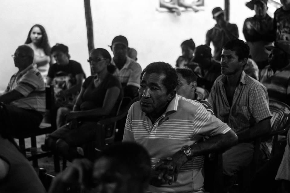 Audiência Pública – Moradores do Cajueiro. Foto: Ingrid Barros