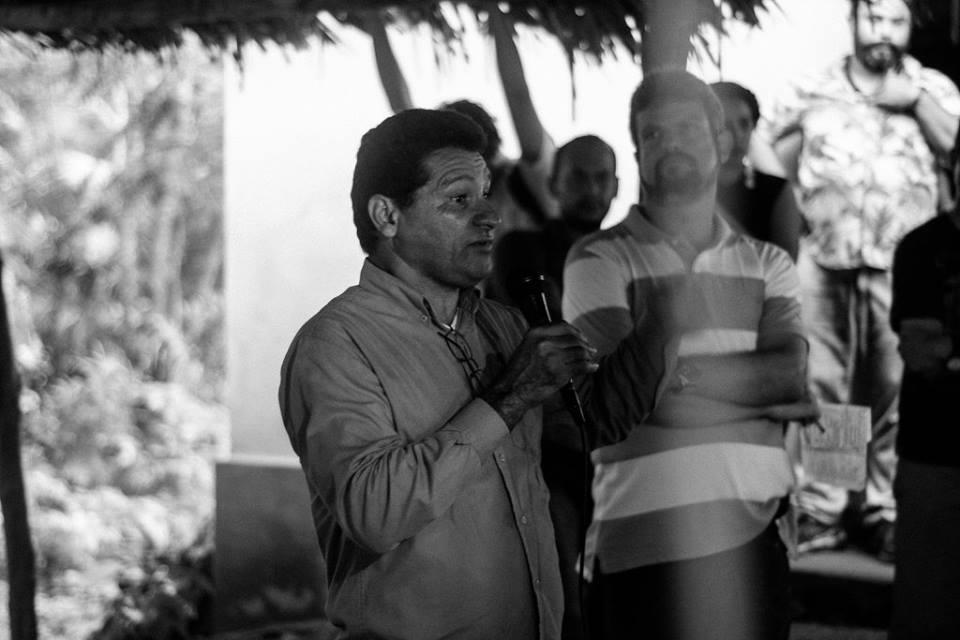 Clóvis Amorim – Cajueiro. Foto: Ingrid Barros